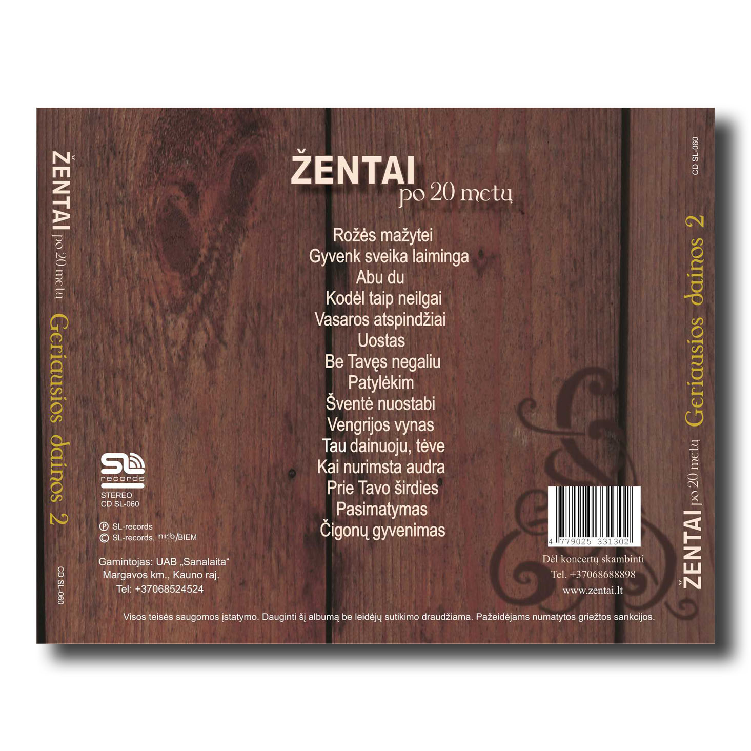 zentai bukletai (back)
