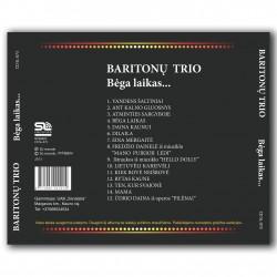 Baritonu trio - Bega laikas