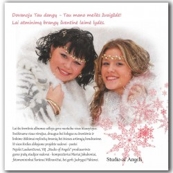 Studio of angels - Snaigiu puotoj 1