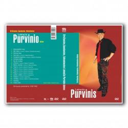 Laimučio Purvinio dainos DVD